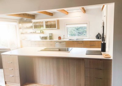 Classic Meets Modern Kitchen Makeover